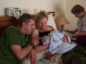 Martha's birth 4